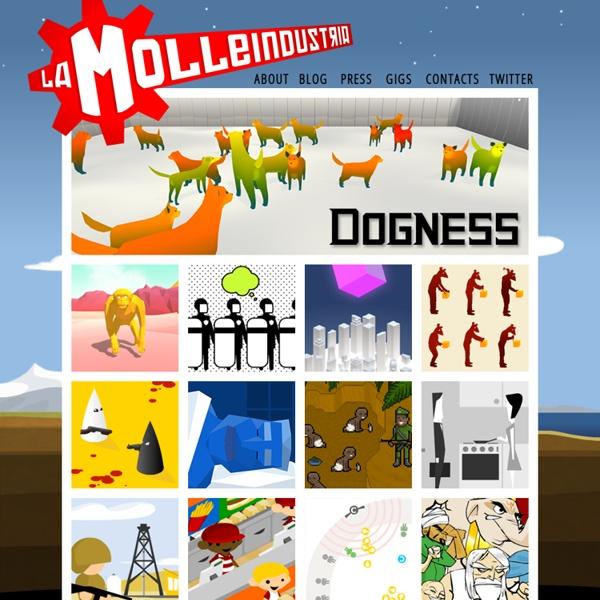 Molleindustria - Radical Games