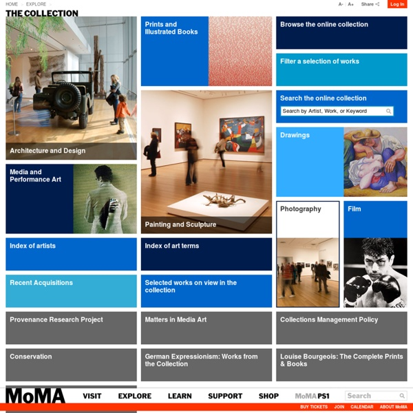 MOMA Collection