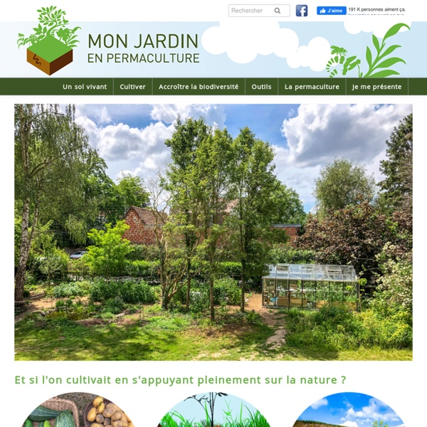 Mon Jardin en Permaculture - monjardinenpermaculture.fr