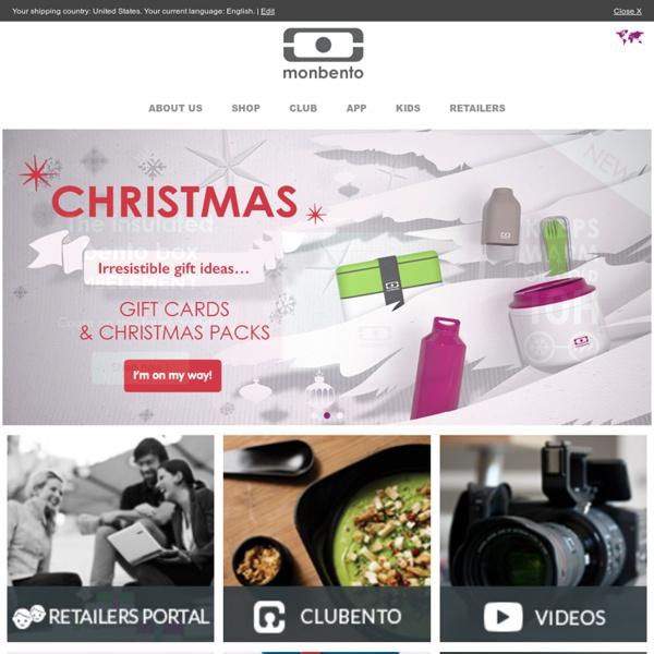 The bento boxes online shop
