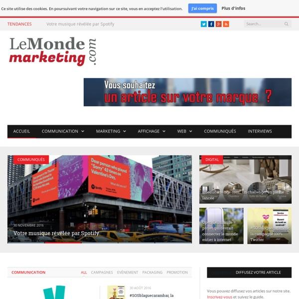 Le Monde Marketing