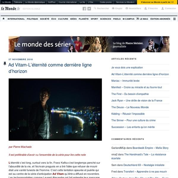Le Blog de Pierre Sérisier