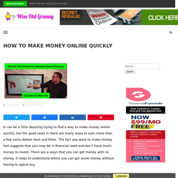 How To Make Money Online - Cyber Work