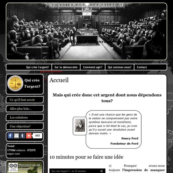 Monnaie & Démocratie