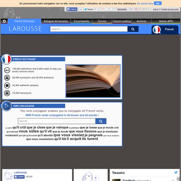 Larousse pearltrees for Portent wiktionary