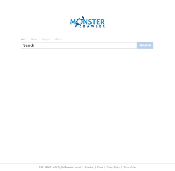 Monster Crawler Search Engine