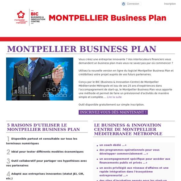 Montpellier Business Plan