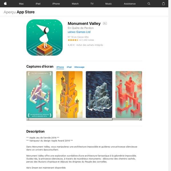 Monument Valley (Ustwo)