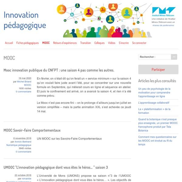 Mooc - Partageons autour des MOOC