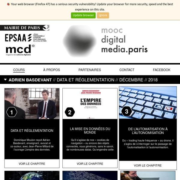 Mooc Digital Media