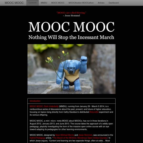 MOOC MOOC