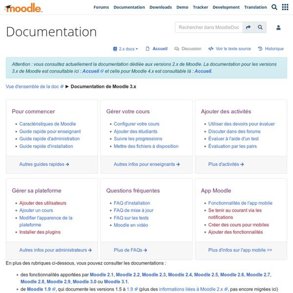 MoodleDocs