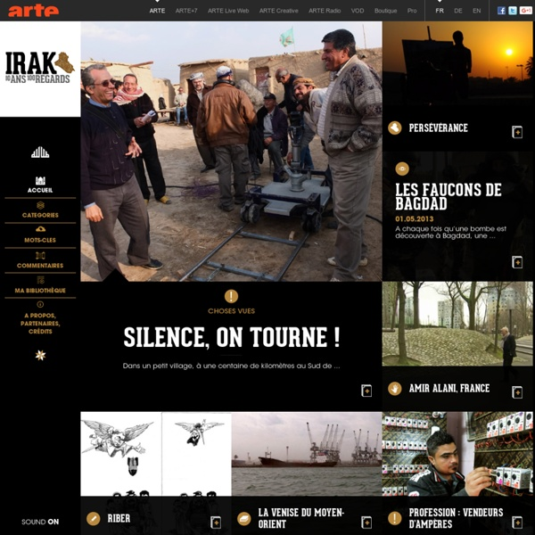 IRAK - 10 ans, 100 regards - 2003-2013