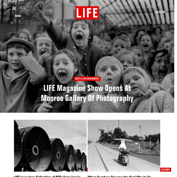 Classic Pictures From LIFE Magazine's Archives