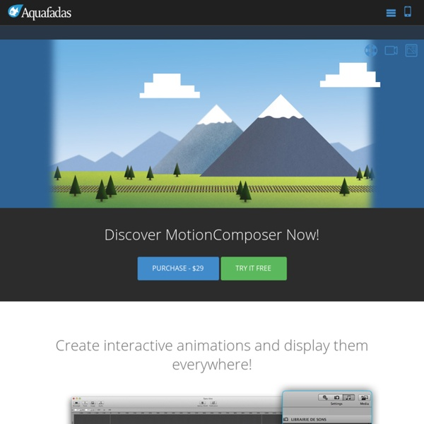 MotionComposer - Website Content-NOT FREE