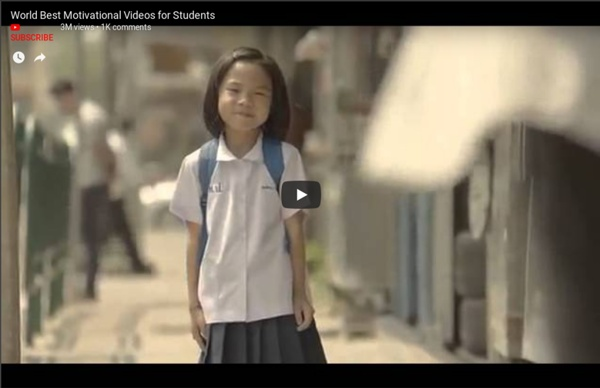 World Best Motivational Videos for Students