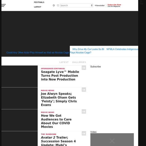 MovieMaker Magazine -