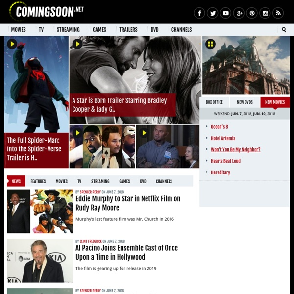ComingSoon.net: Movie Trailers, New Movies, Upcoming Movies, 2010 Movies, Films, DVDs, TV, Videos, Clips
