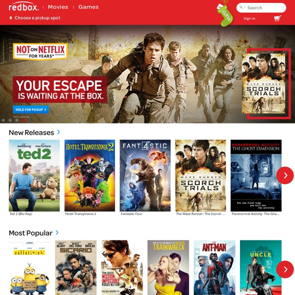 Rent Movies Online - DVDs, Blu-Ray™ & Games