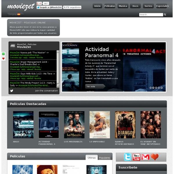 Peliculas Online con Calidad DVD - MovieZet