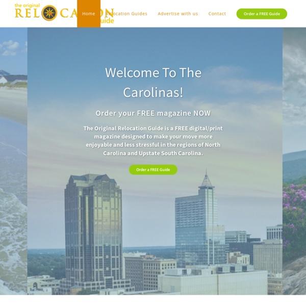 Relocating To South Carolina - relocationguide.biz