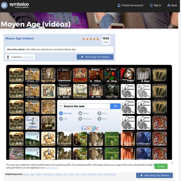 Moyen Age (vidéos)