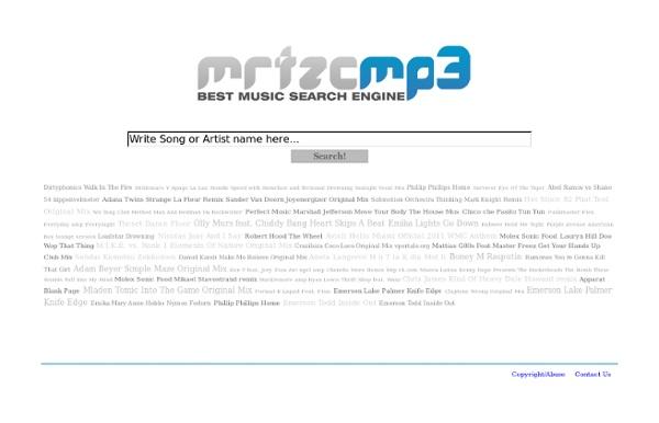 MrtzcMP3.net