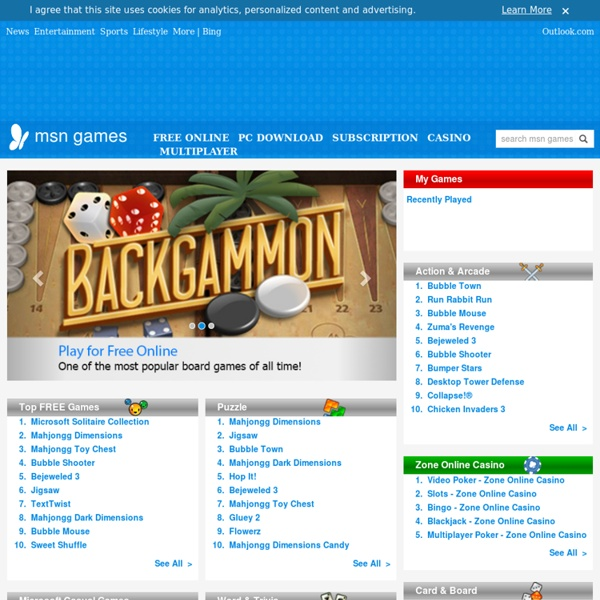 game zone free games online