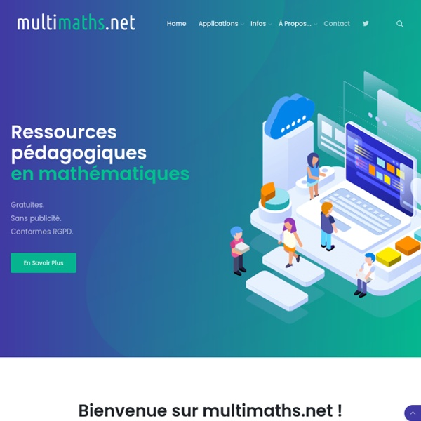 Multimaths.net - Home