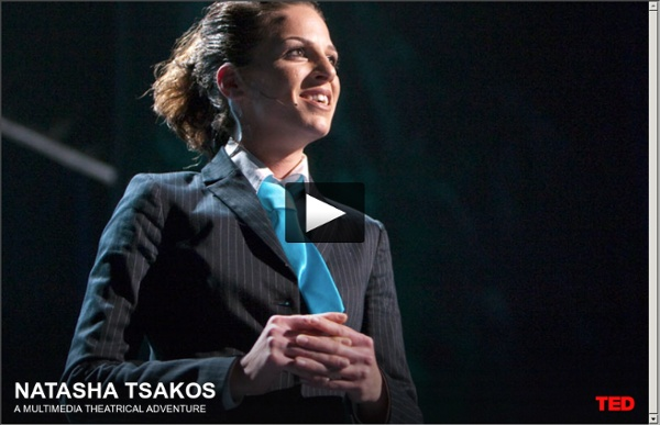 Natasha Tsakos: A multimedia theatrical adventure