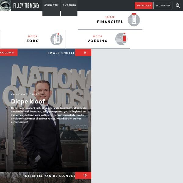Multimediaal platform voor financieel-economische (onderzoeks)journalistiek
