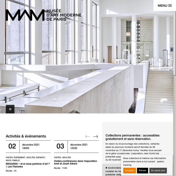 Musée d'Art Moderne - Paris.fr