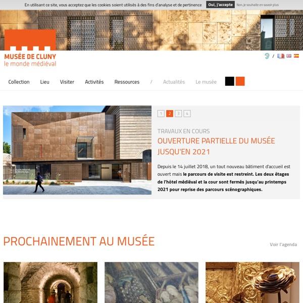 Musée national du Moyen Age - (musee Cluny Paris)