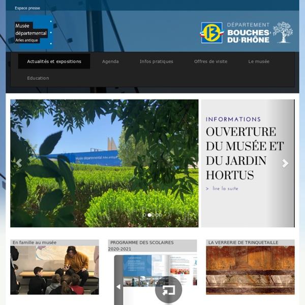 Musée départemental - Arles antique