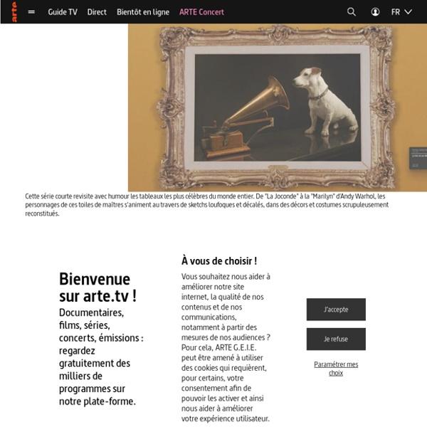 A Musée Vous, A Musée Moi - Séries et fictions
