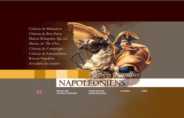 Musées Nationaux Napoléoniens