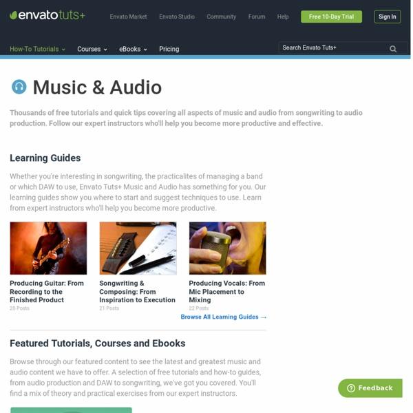 AudioTuts