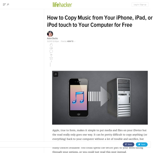 How to Transfer Music from Computer to iPod - tunefab.com