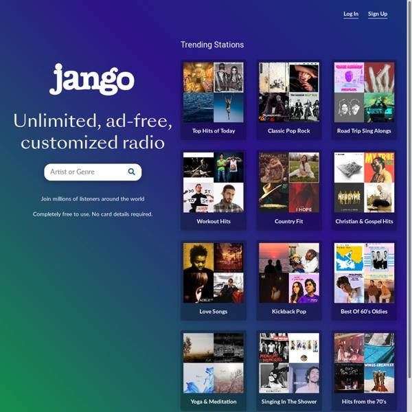 Free Music Online - Internet Radio