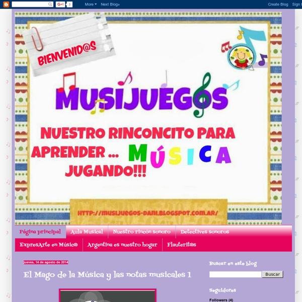 Blog Musijuegos