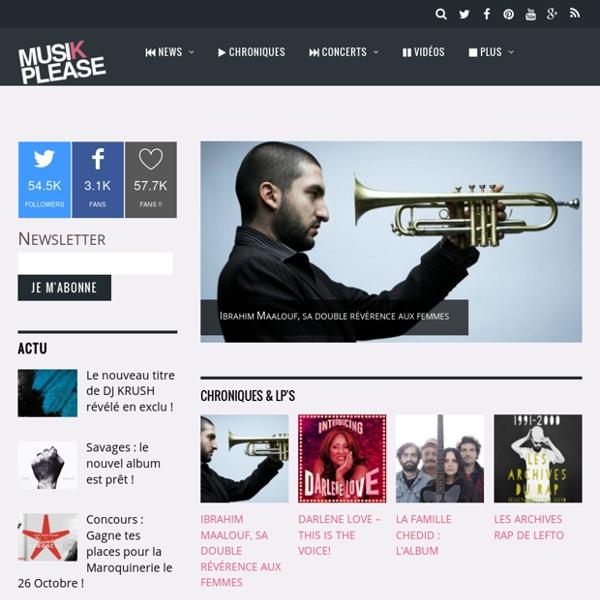 Musique, podcast et actualité musicale