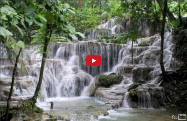 Musiques relaxantes - Chute d'eau apaisante