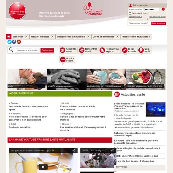 Information santé pratique