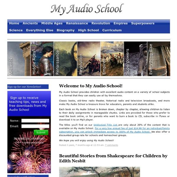 My Audio School