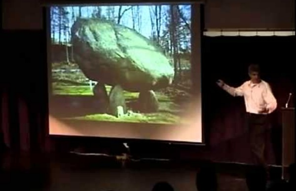 Mysterious Stone Chambers & Giants Discovered in New England- Jim Vieira