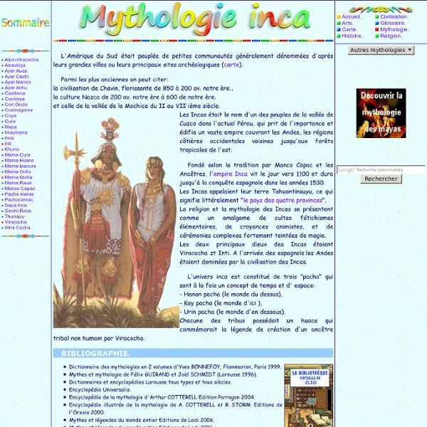 Mythologie inca