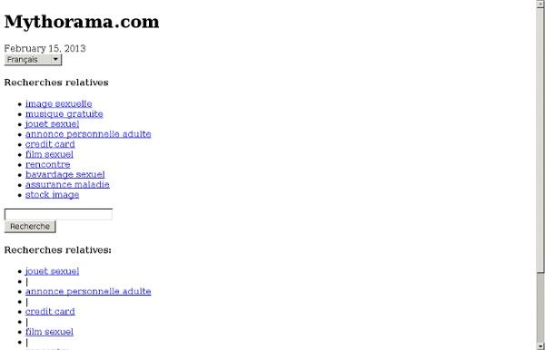 Mythorama.com