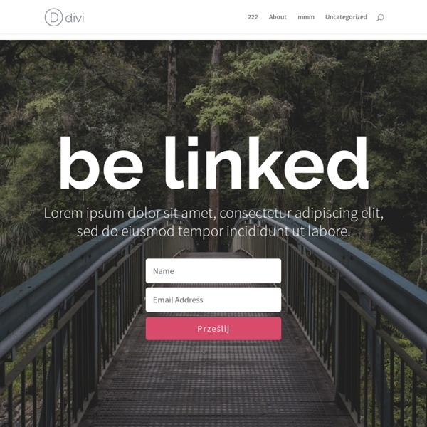 Kolejna witryna WordPress