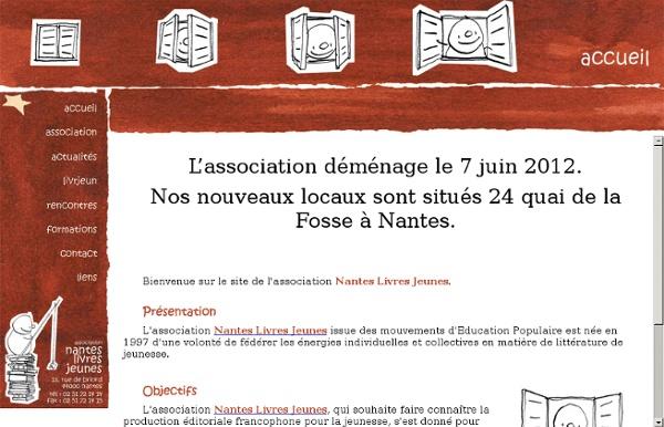 Nantes Livres Jeunes : littérature pour la jeunesse