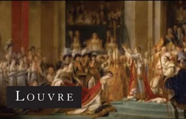 Napoléon, David : le sacre de l'image